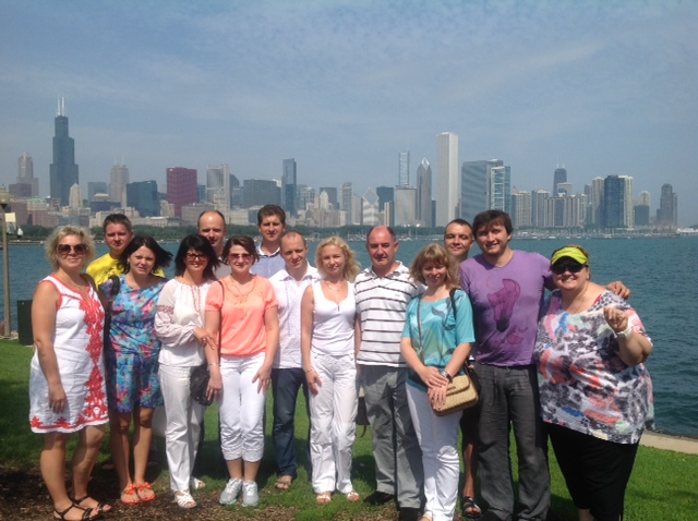 Law Professionals in Chicago, ICEA Program August 2014